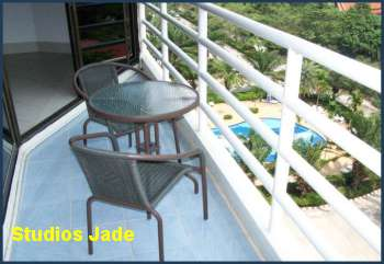 booking apartment in View Talay 2