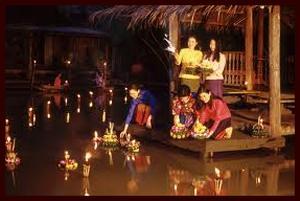 Rent a condo and come for Loy Krathong.