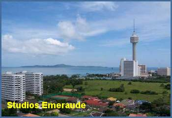 appartement pas cher en location à View Talay Jomtien